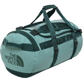 The North Face Base Camp Duffelilaukku M, trellis green/ponderosa green